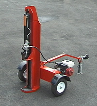 LOG SPLITTER 20 TON VERTICAL #1