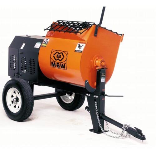 MORTAR MIXER TOWABLE 8HP