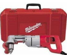 "DRILL RIGHT ANGLE 1/2"" MILWAUKEE"