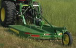 BRUSH HOG 3-PT /W TRACTOR