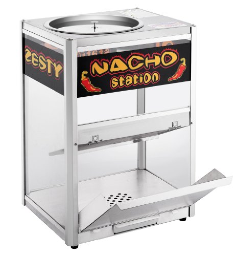 NACHO CHEESE CHIP WARMER