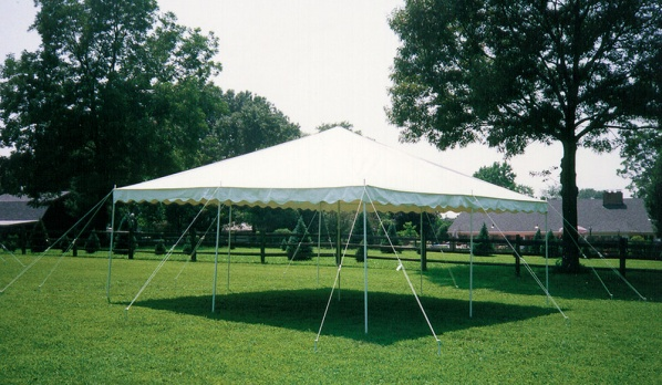 CANOPY 20X20 WHITE