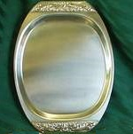 TRAY STAINLESS 15 X 20""