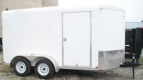 ENCLOSED TRAILER 6x 12 /W RAMP